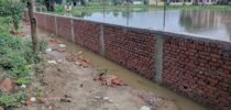 Compound Wall Construction