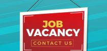 VACANCY – English Teacher Wanted